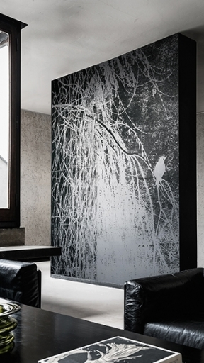 ALBA SALIX by Wall and Deco
