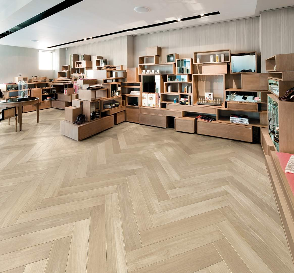 Nuances Subtle Wood Effect Tiles For Indoor And Outdoor Use Dublin