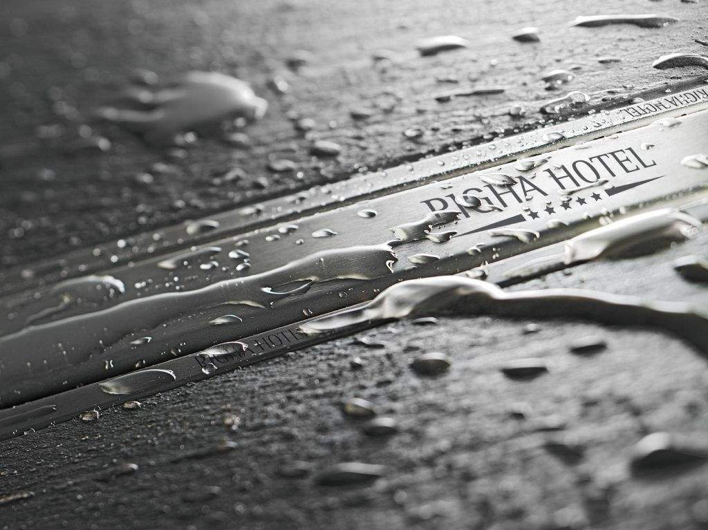 Schluter Kerdi Line Engraved Shower Channels
