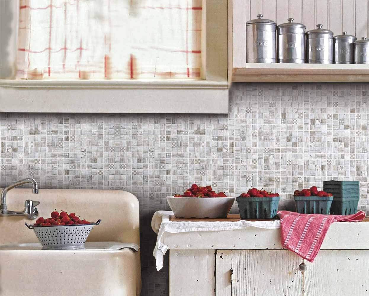 Buy Wooden Mosaic Tiles in Ireland at Italian Tile and Stone Dublin