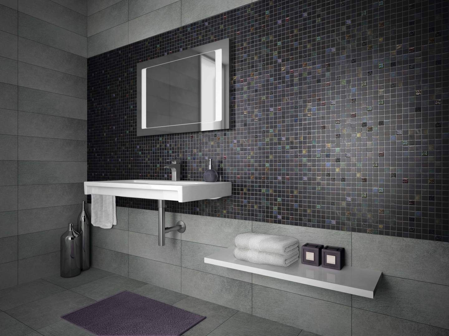 Luxury Bronze Mosaic Tiles Dublin