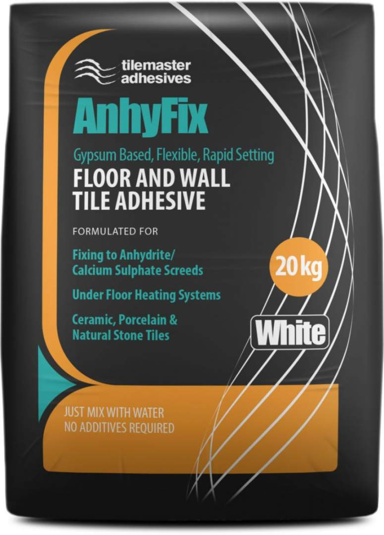 AnhyFix Tile Adhesive for Quick Screeds