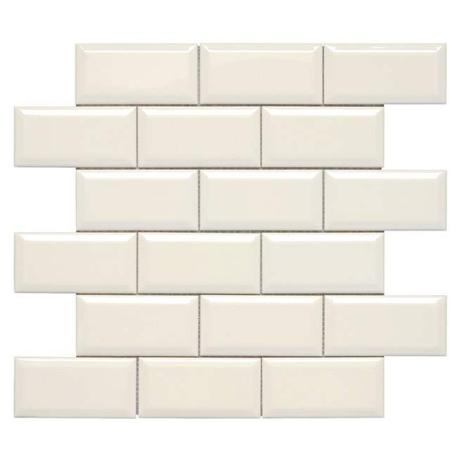 Bone Coloured Subway Tiles