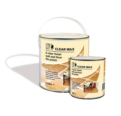 Buy Clear Bees Wax Polish for Stone and Terracotta Tiles at Italian Tile and Stone Dublin