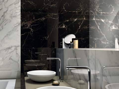 Marble Wall And Floor Tiles At Italian Tile And Stone Dublin
