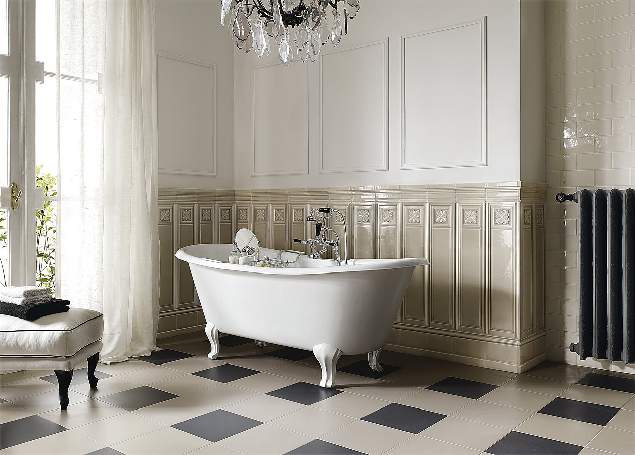 Victorian Wall panelling Tiles