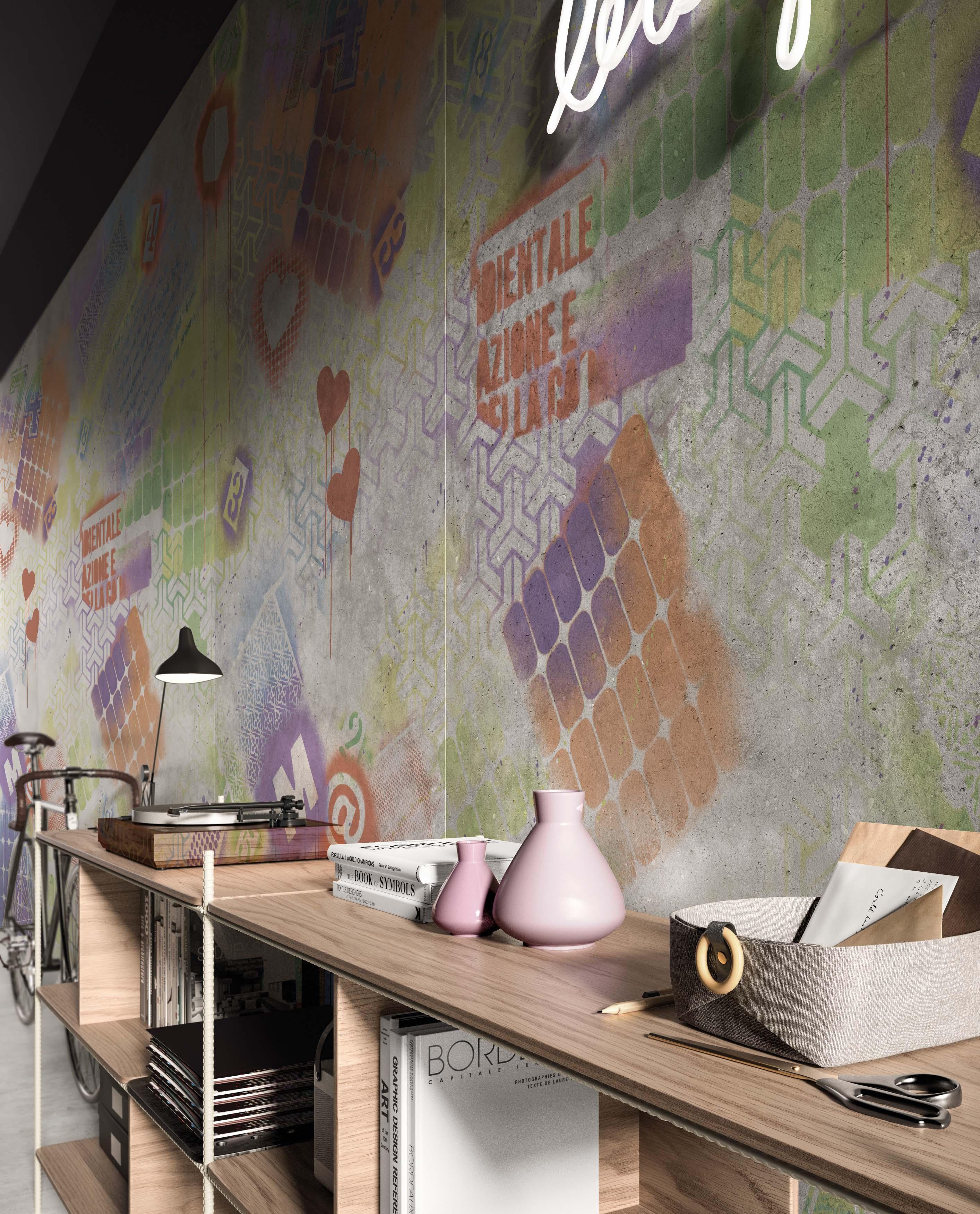 Concrete Porcelain Tiles