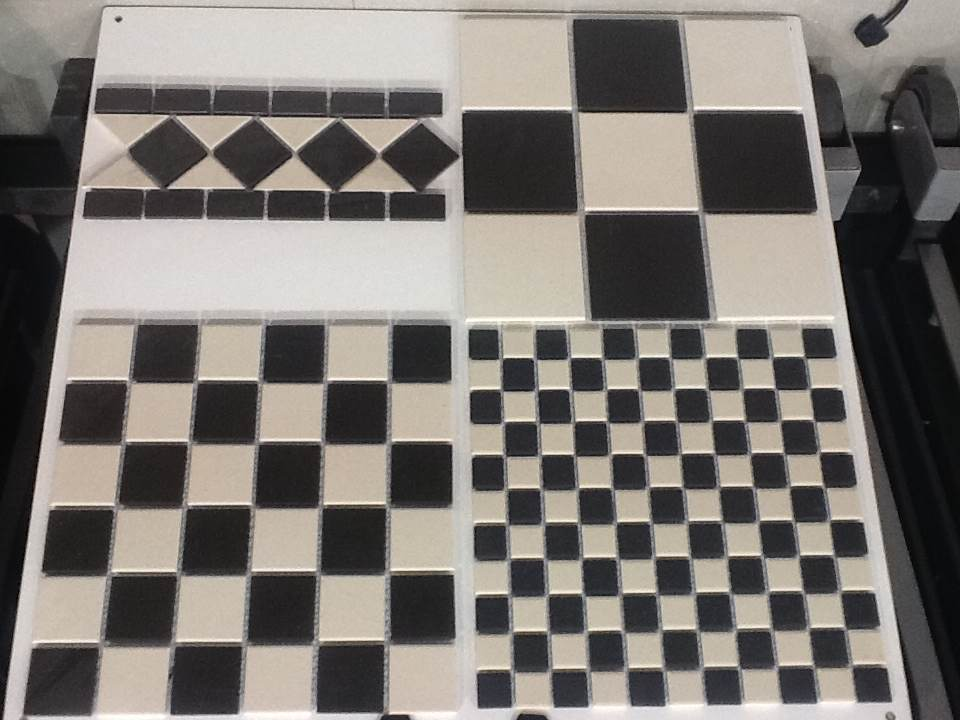 Victorian Black And White Quarry Tiles Dublin At Ie Terenure