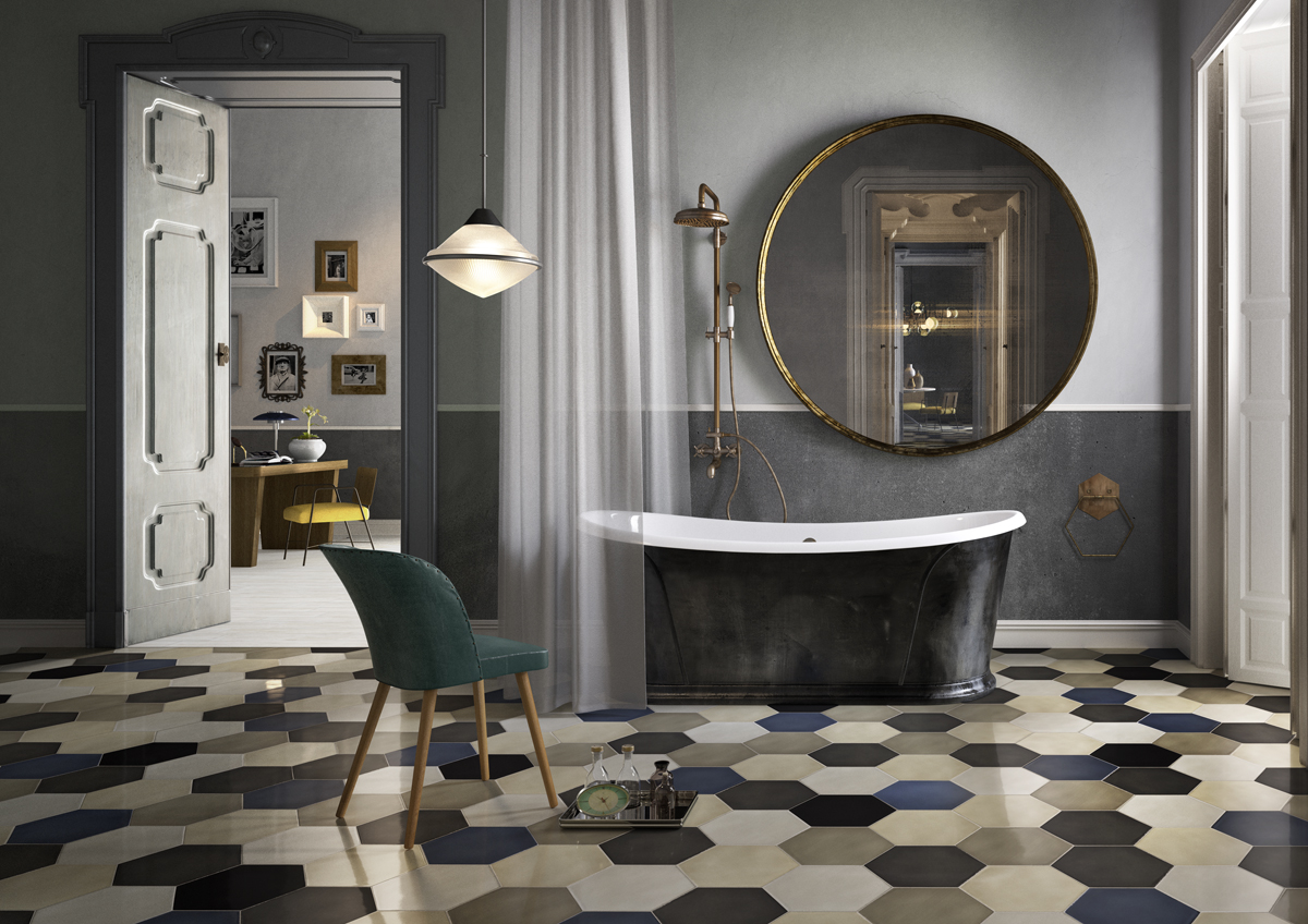 Bathroom Tiles Trends 2015 tile trends 2015 - a review of cersaie 2015