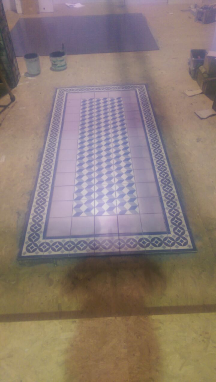 Ideal Homes Showhouse Tile