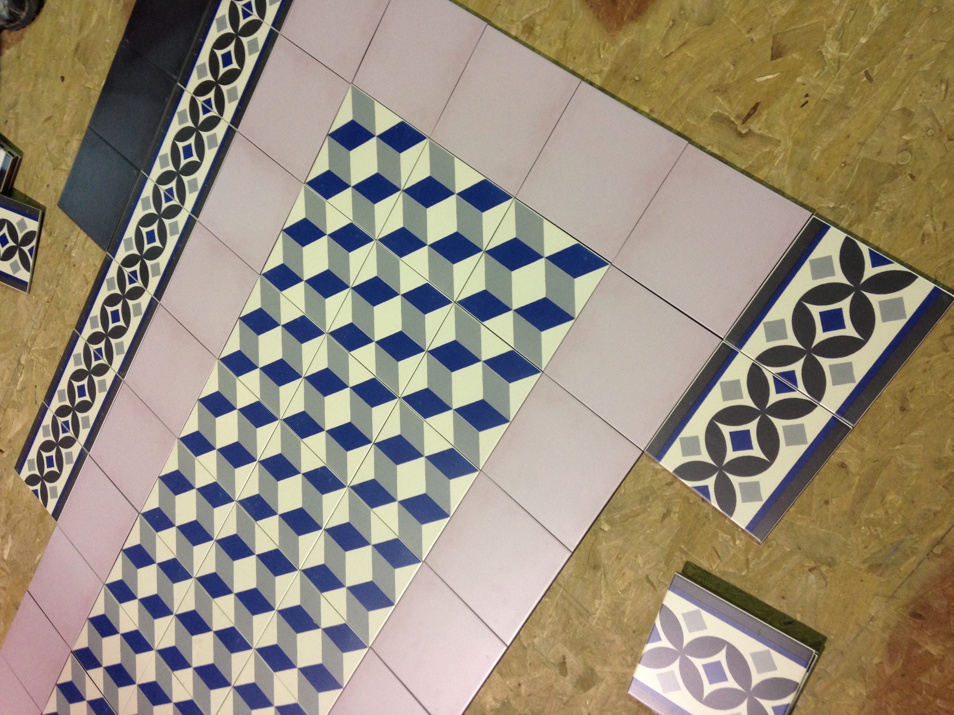 Ideal Homes Tiles
