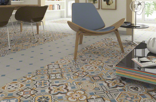 Bohemian Encaustic Tiles