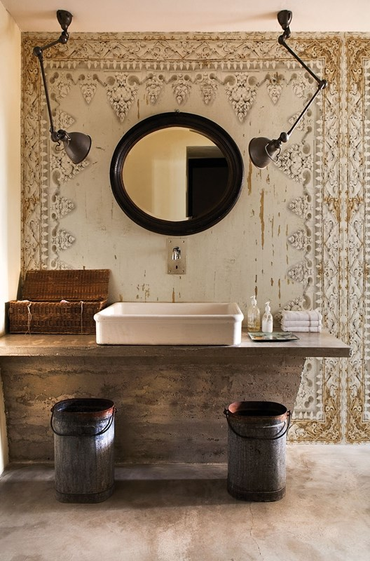 Dharma Style Wall and Deco Wall paper Ireland